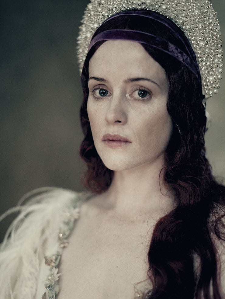 CLAIRE FOY. PAOLO ROVERSI'S 'LOOKING FOR JULIET', THE 2020 PIRELLI CALENDAR