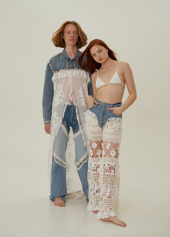 Levi's Upcycling Project by Vereja