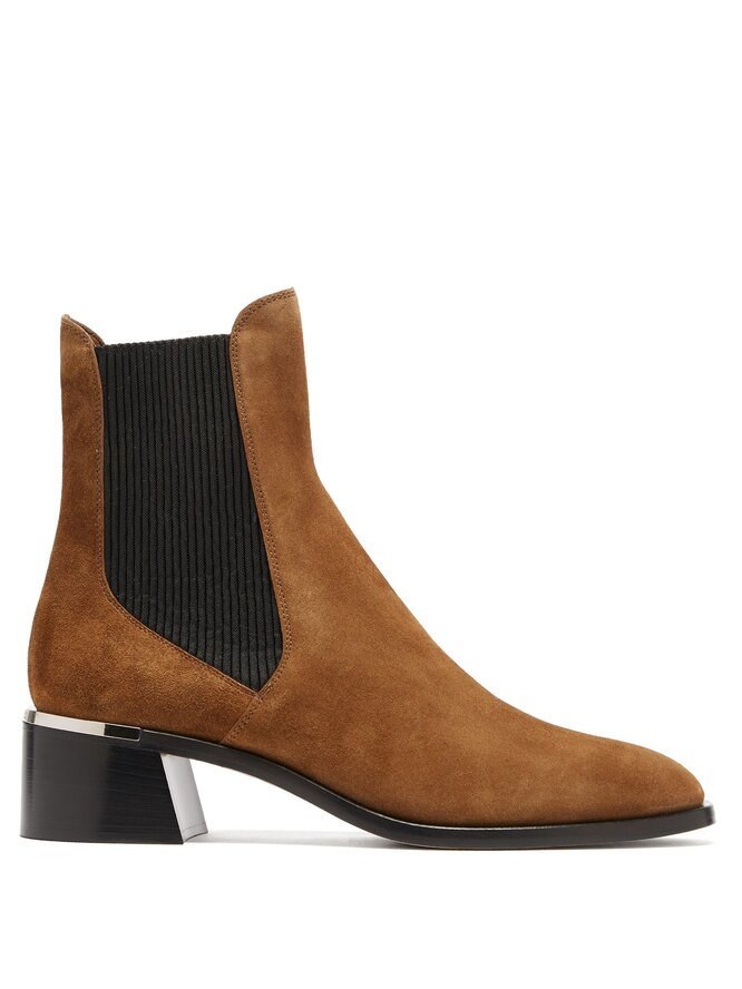 """<a href=""""https://www.matchesfashion.com/intl/products/Jimmy-Choo-Rourke-45-suede-Chelsea-boots-1373703"""" target=""""_blank"""">JIMMY CHOO</a>, 50 425 руб"""
