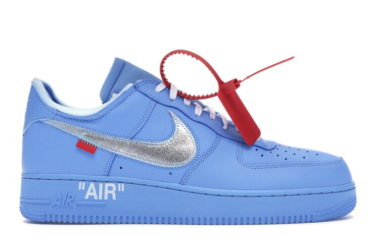 Кроссовки Nike x Off-White Air Force