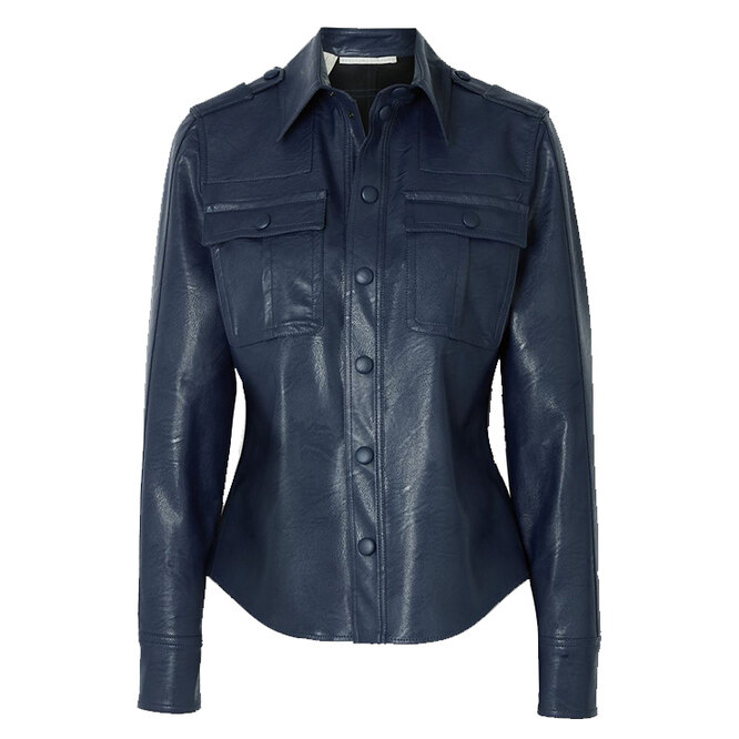 "РУБАШКА&nbsp;<a href=""https://www.net-a-porter.com/en-ru/shop/product/stella-mccartney/hill-vegetarian-leather-shirt/1262045"" target=""_blank"">STELLA MCCARTNEY</a>, 73&nbsp;804 руб"