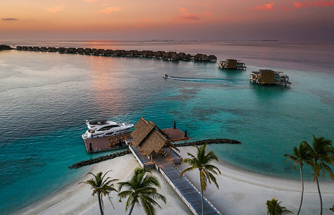 Ithaafushi – The Private Island