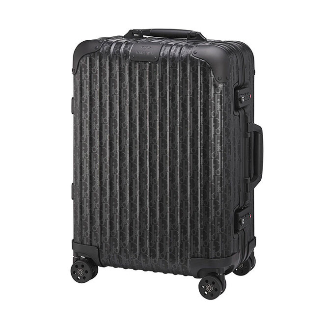 Чемодан Dior Men x Rimowa