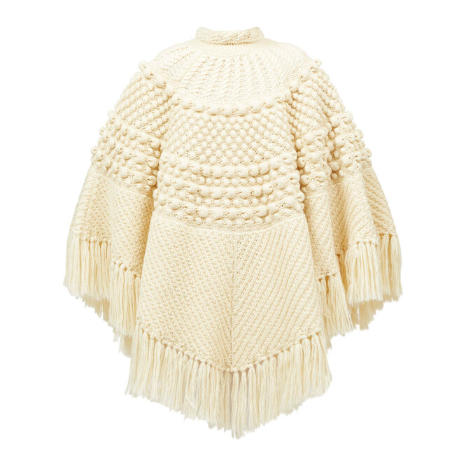 "<a href=""https://www.matchesfashion.com/intl/products/Saint-Laurent-Fringed-bobble-knit-poncho--1369236"" target=""_blank"">SAINT LAURENT,&nbsp;155&nbsp;790&nbsp;руб.&nbsp;</a>"