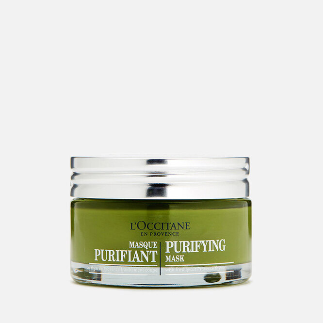 Очищающая маска для лица Purifying Mask, L'Occitane