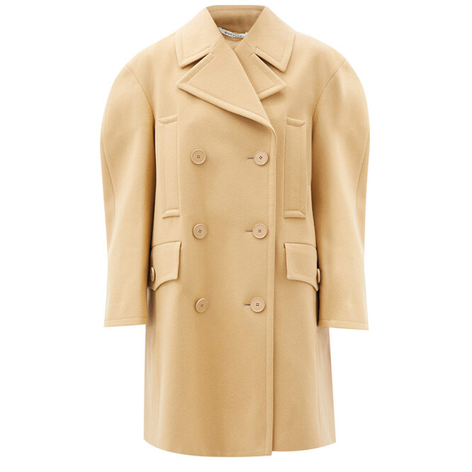 """<a href=""""https://www.matchesfashion.com/intl/products/Givenchy-Double-breasted-felted-wool-pea-coat-1359786"""" target=""""_blank"""">GIVENCHY, 119&nbsp;585 руб.&nbsp;</a>"""